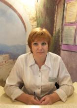 Лариса Николаевна Бурова